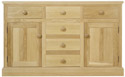 CH12 Sideboard with Centre Draws