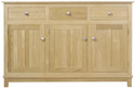 WR13 Sideboard with 3 Doors