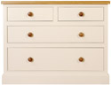 UT08 2+2 Chest of Drawers