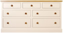 UT137 3 Over 4 Chest of Drawers